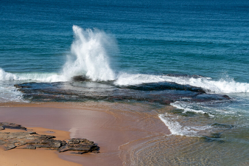 Warriewood Blow Hole