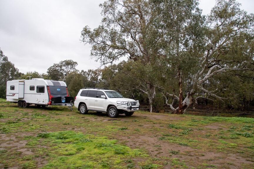 Morleys Creek Free Camp