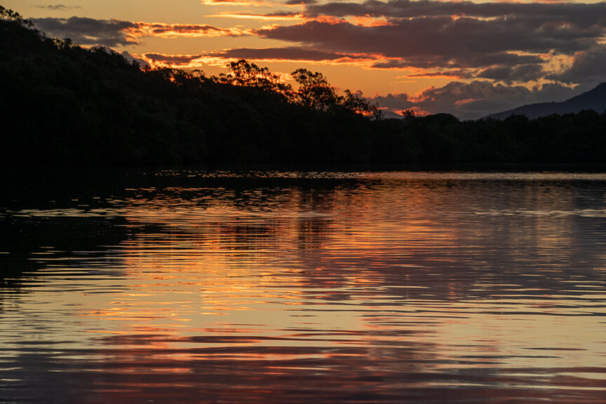 South West Rocks sunset