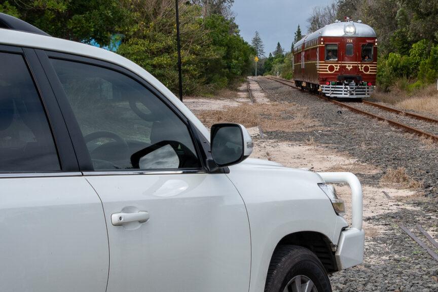Byron Solar Train