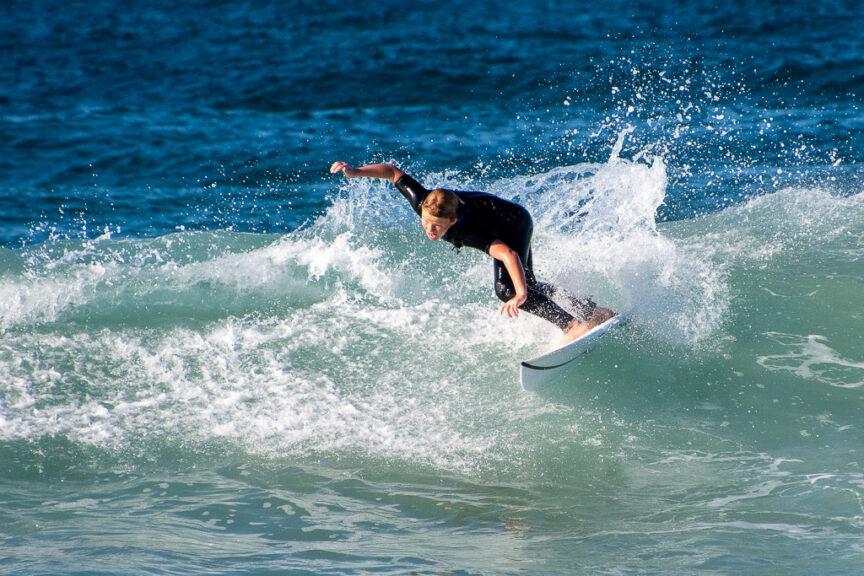 Kingscliff Surfer