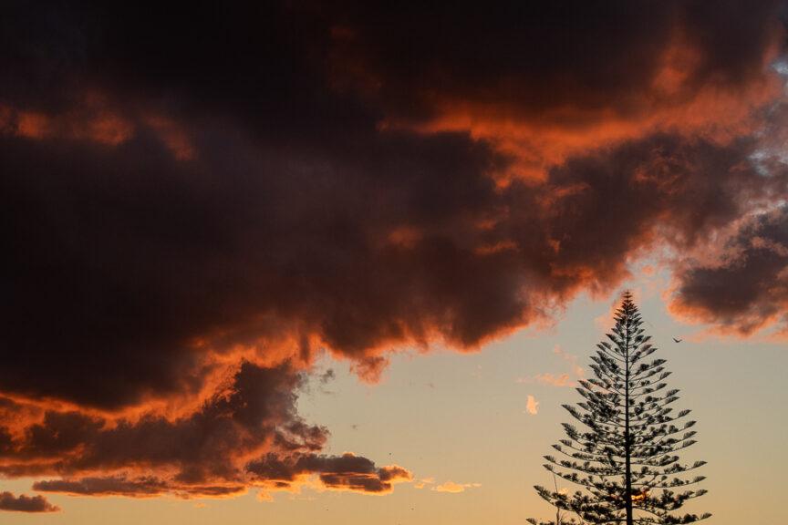 Kingscliff sunset