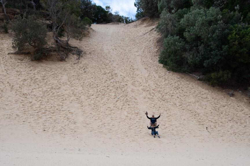 Carlo Sand Blow QLD