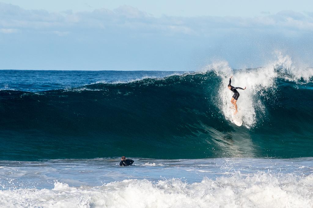 Surfer - Snapper Rocks QLD