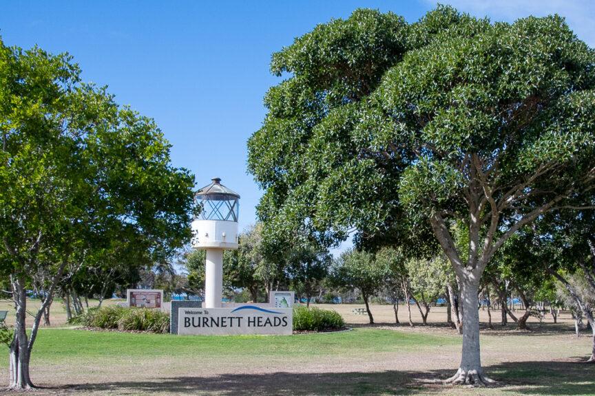 Burnett Heads