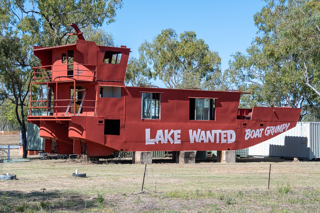 Outback humour