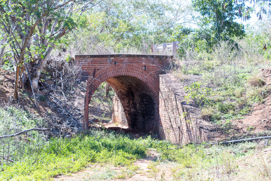 Historic Arch Bridge