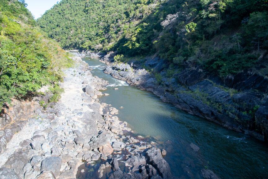 Barron Gorge