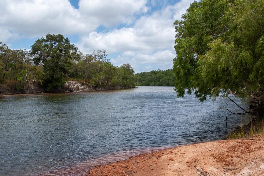 Jardine river