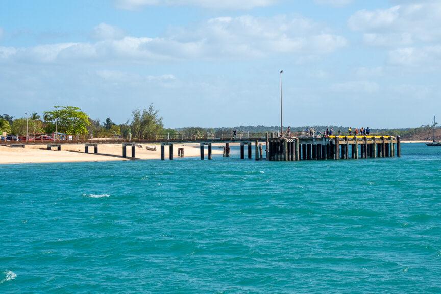 Seisia wharf