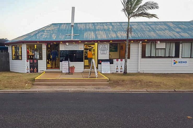 Keppel Sands pub