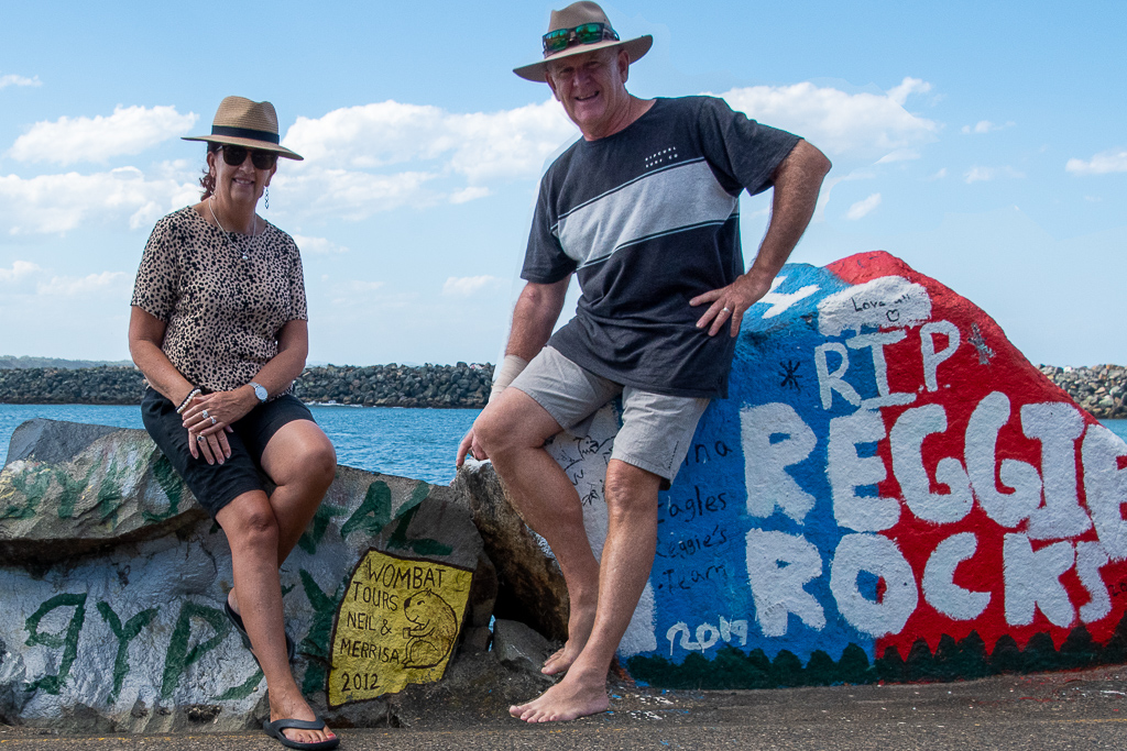 Our 2012 rock art